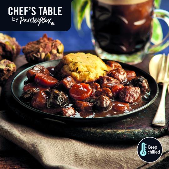Steak & Stout Casserole