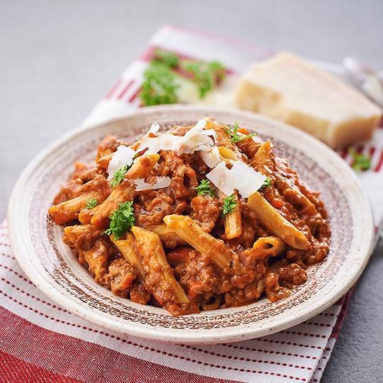 Tuscan Style Sausage Pasta