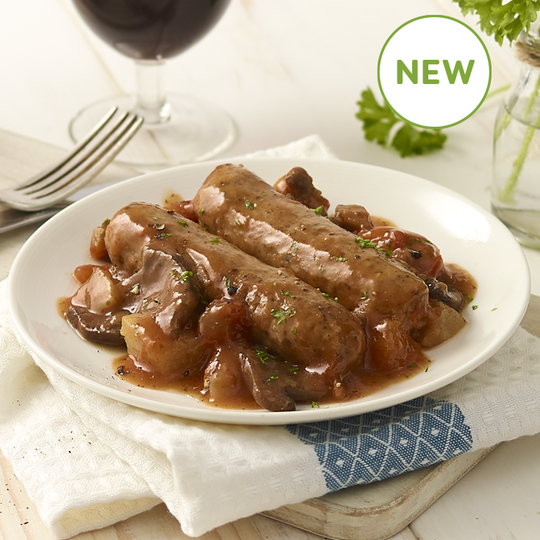 Sausages Chasseur