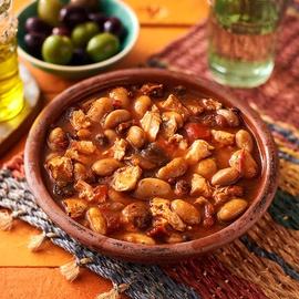Chicken, Chorizo & Bean Stew