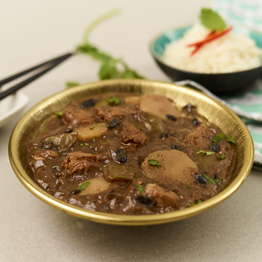 Chicken in Black Bean Sauce