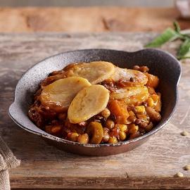 Vegetable & Lentil Hotpot