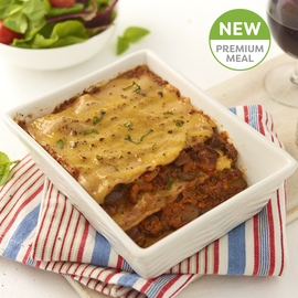 Steak Lasagne