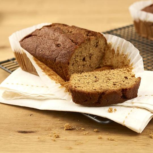 Spiced Ginger Loaf