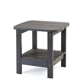 Henley Adirondack Side Table - Dark Grey