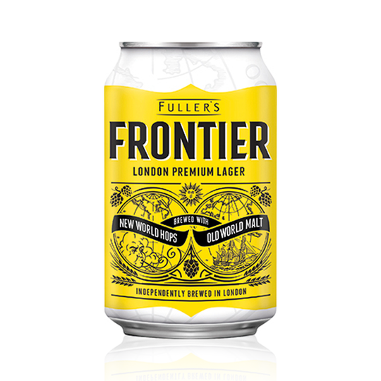 Fullers Frontier Lager