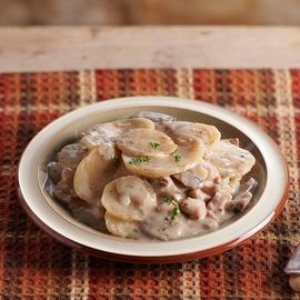 Chicken & Mushroom Hotpot