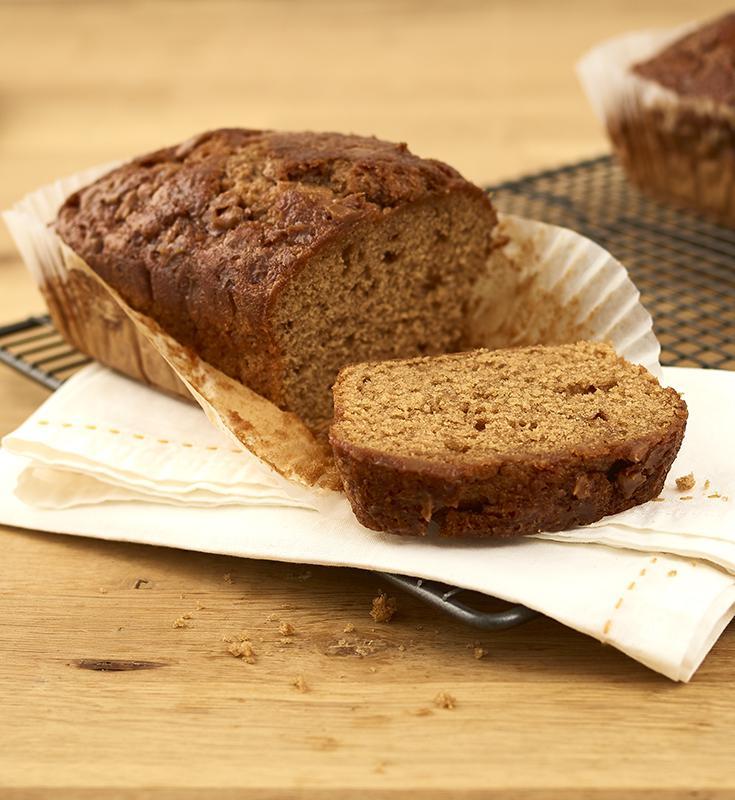 Sticky Toffee Loaf