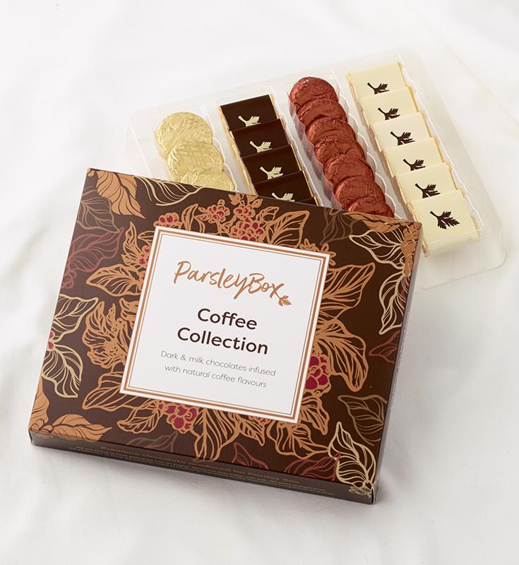 Coffee Collection Chocolate Box