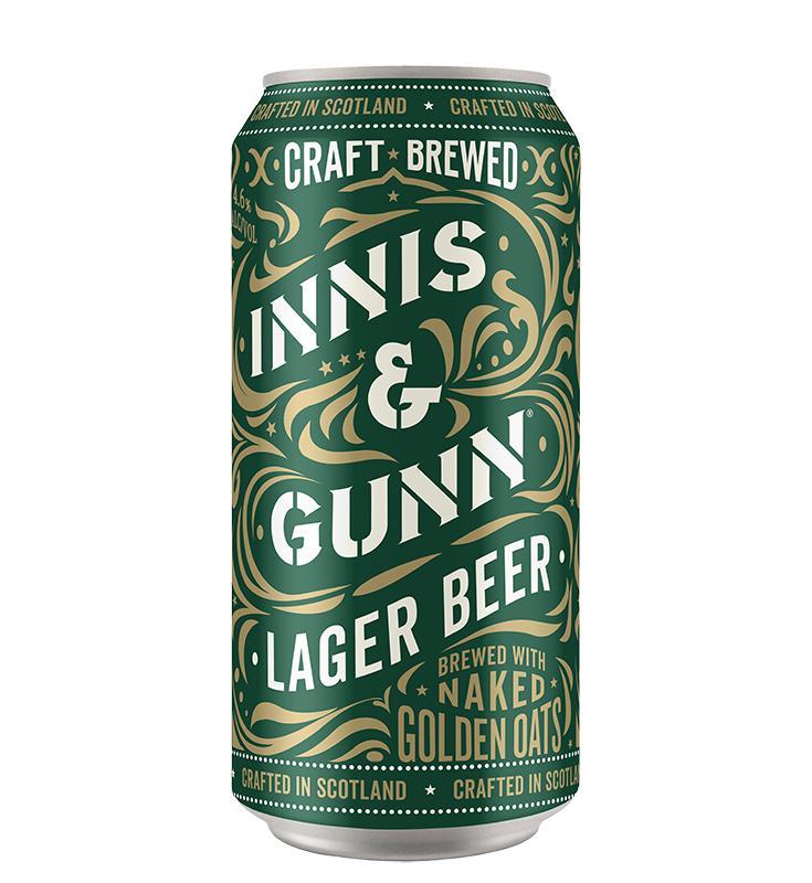 Innis & Gunn Lager 440ml